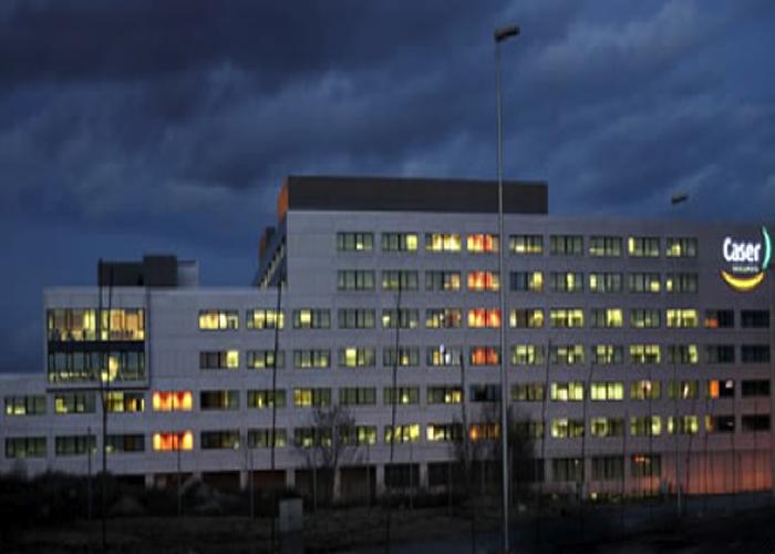 Safyca proyectos sector terciario hotel princess - Caser seguros madrid ...